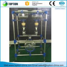 New vacuum glass filter 50L glass filter customization