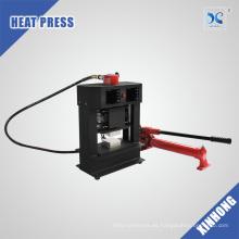 Placa de calentamiento de la nueva temperatura de la llegada de los platos manuales hidráulicos manuales de la prensa de la resina de 20 toneladas