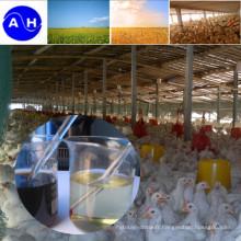 Pemix et additif alimentaire pour volaille animale