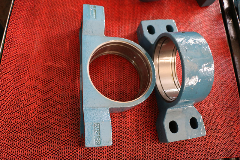 4-bolt plummer block bearing housing