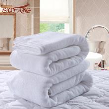 Ropa de hotel / White plain woven NYC hotel utiliza toallas de baño de algodón turco