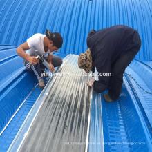 1250-800 metal arco máquina de techo máquina de construcción