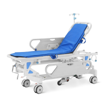 Chinese manufacturers hospital Manual adjustment emergency stretcher bed sizes