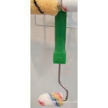 Handle plástico mini tipo rolo de pintura