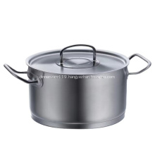 Household Kitchen Cooking Small Hot Pot Stainless Steel
