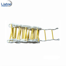Fire Emergency Escape Nylon Safety Rope Ladder