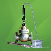 Válvula reguladora de temperatura con funcionamiento propio (GAZZWP)