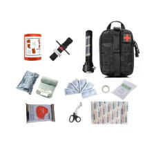 2021 New Emergency Military Style First Aid Survival Kit Earthquake Survival Kit ,IFAK Molle Bag Survival Trauma Kit