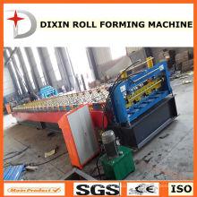 Machine à formater des rouleaux de plancher