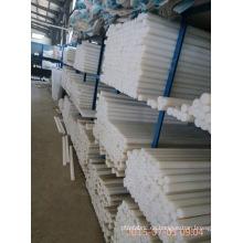 Buenas propiedades eléctricas Polyamide Mc Nylon Rod