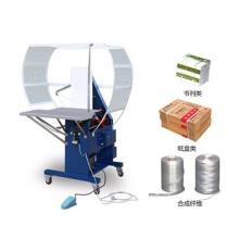 Hot sale PE bundle Auto Tying Strapping Machine automatic electric Semi Box Pallet best price