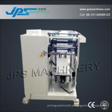 Jps-320zd máquina de cortador & Folder de perfuração de rolo de etiqueta automática