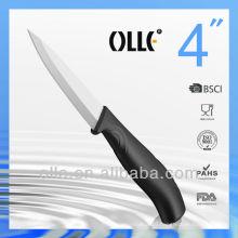 4'' Easy Clean Ceramic White Blade Cooks Brand Knife