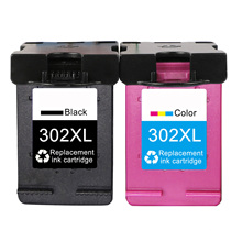 hight quality compatible ink cartridge 302xl use for HP1000 1050 1510 4500 450 4504 printer