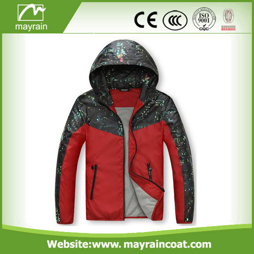 Hooded Sports Wear
