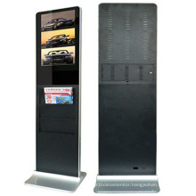 22 Inch Ultra-Thin LCD Newspaper Advertising Machine/Advertising Player