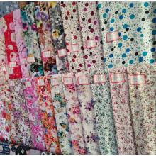 Rayonne/Viscose impression doux vêtement fabrics30x30 68 x 68