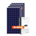Bluesun Solar PV Solutions 10 KW Главная Солнечная система 100KW 500KW 600KW 1MW Солнечная электростанция система солнечной энергии на продвижение