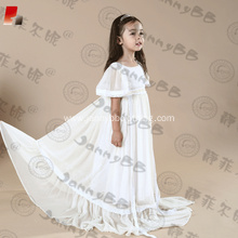 girls maxi boutique wedding dress