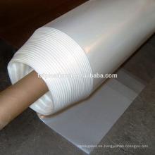 Tipo de efecto invernadero vegetal invernadero túnel película de poli con bajo costo