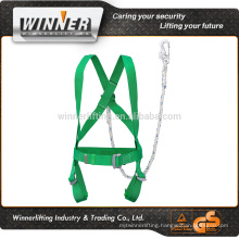 100% polyester safety harness components