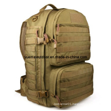 Military Assault Backpack with Hydration Bladder
