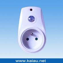 Tomada de controle de luz de tipo francês (KA-LCS02)