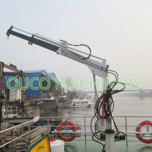 0.35T3.5M mini grue Hiab de pont de navire