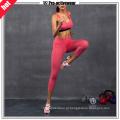 OEM fábrica Atacado X Spandex Sexy Fitness Mulheres Compression Tights