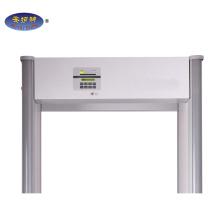 33 Detection Zones High Sensitivity Security Metal Detector( Waterproof)