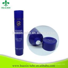 cosmetics blue 25ml plastic packing cream empty PE tubes