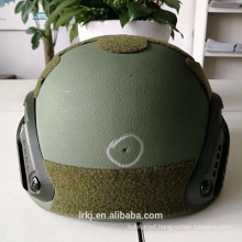 Minitary Antibullet PE material NIJ IIIA 0101.06 Bulletproof Helmet/Ballistic Helmet