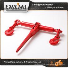 Ratchet Type Load Binder Without Link Or Hook