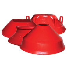 Wear Liners for Metso Cone Crushers (HP300/HP400/HP4/HP500)