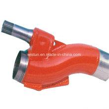 Tubulação da válvula das peças sobresselentes S da bomba concreta de Sany para a bomba concreta Caminhão-Montada
