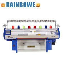 machine à tricoter automatique informatisée de bon prix de haute qualité