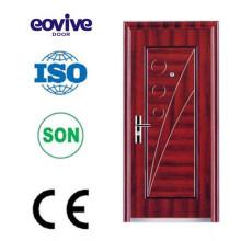 Yongkang industria de puerta de acero de diseño especial