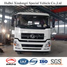 18cbm Dongfeng Kinland Euro 5 Подвеска Подъемный тип Мусоровоз