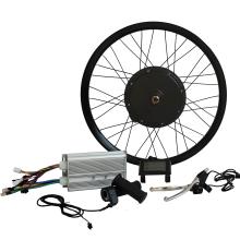 Kit de bicicleta elétrica de motor de cubo de 26 '' 72v 3000w
