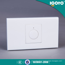 Igoto American Style A1083 Modern Electrical Touch Wall Switches