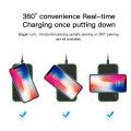 Chargeur sans fil ultra-mince compatible