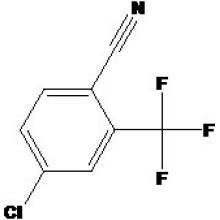 4-Chloro-2- (trifluoromethyl) Benzonitrile CAS No. 320-41-2