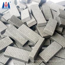 Huazuan arix shape diamond core drill bits segments
