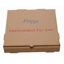 Коробки для пиццы с логотипом печать