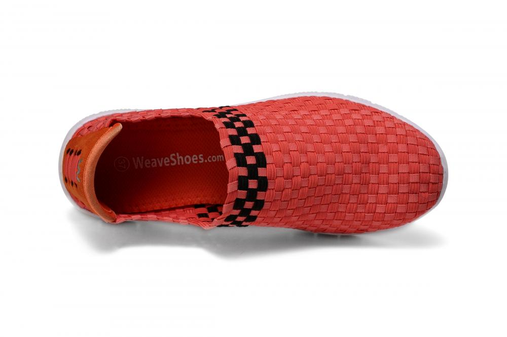 MD Traction Outsole Woven Loafers