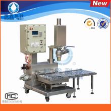 Máquina de llenado automático para pintura industrial / revestimiento