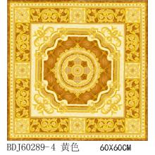 Fabrication de carreaux de porcelaine poli miroir à Fujian (BDJ60289-4)