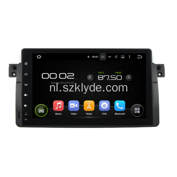 "9 ""Digital Touch Screen Car Plyer van BMW"