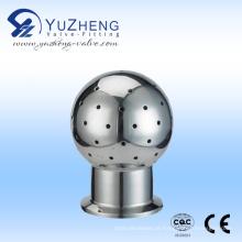 Bola de limpeza de aço inoxidável com certificado CE