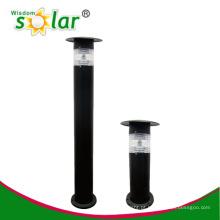 CE de iluminação ao ar livre solar LED luz jardim com painel solar